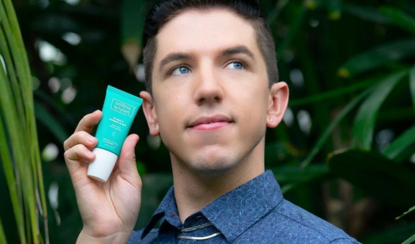 Skincare Vlogger Hyram Yarbro Is Launching His Own 'Selfless' Brand At Sephora Stores Globally