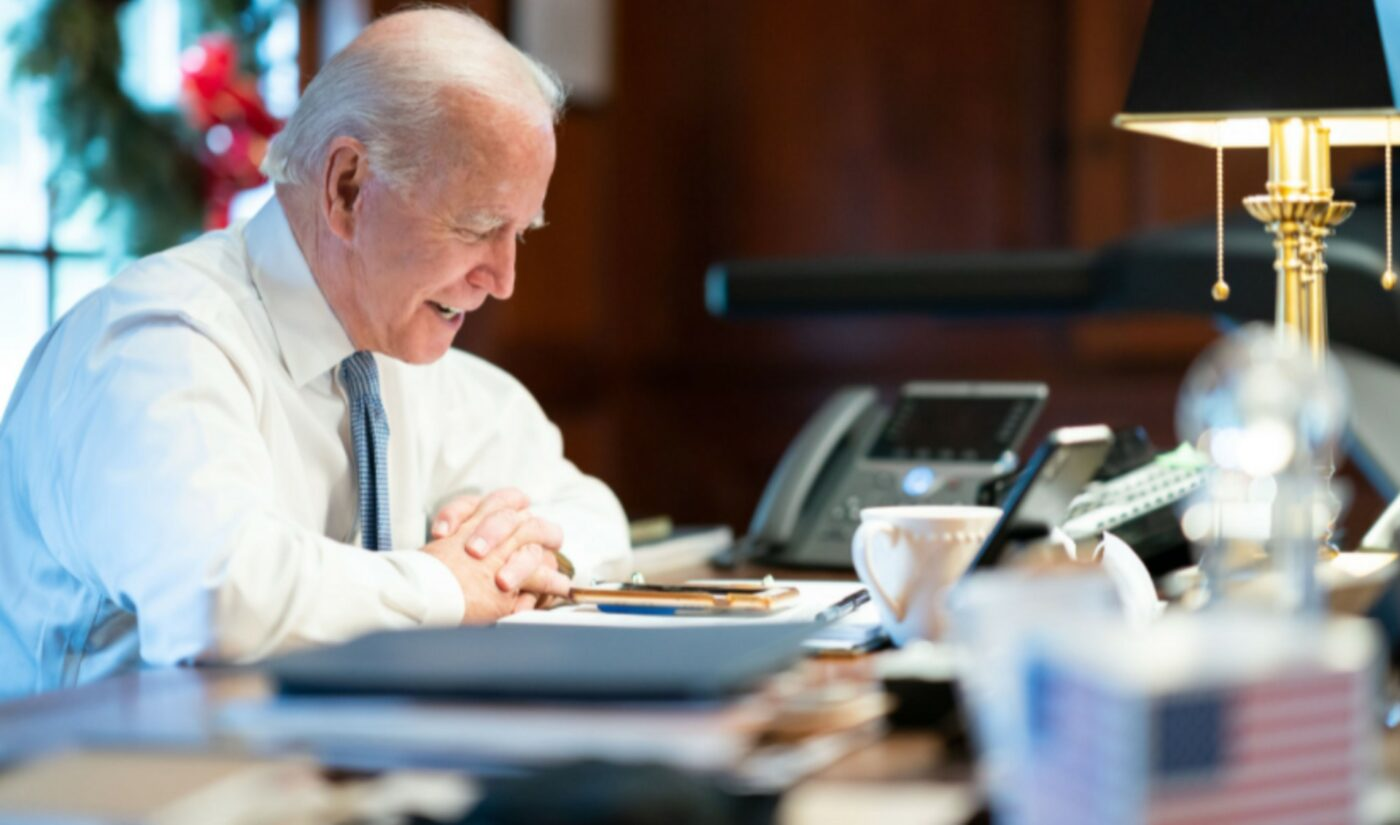 Biden Revokes Trump Order Banning TikTok, But Reiterates Oversight Of Foreign-Owned Apps