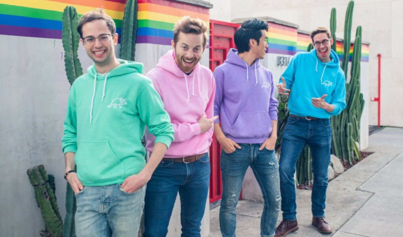 YouTube Taps 'The Try Guys' For Olympics-Themed Originals Slate