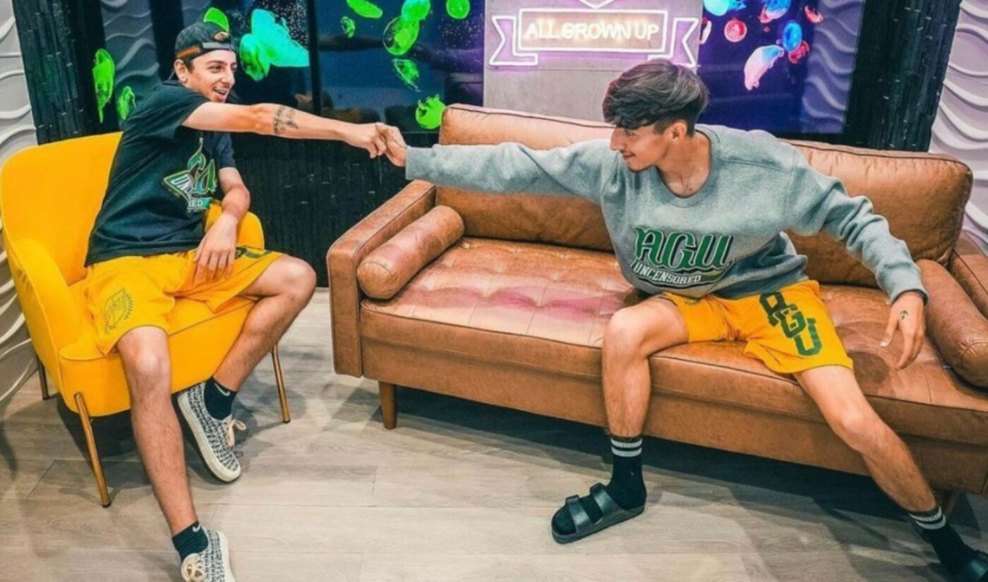 FaZe Clan Pushes Into Podcasts, Led By First, FaZe Rug-Hosted Series 'All Grown Up'