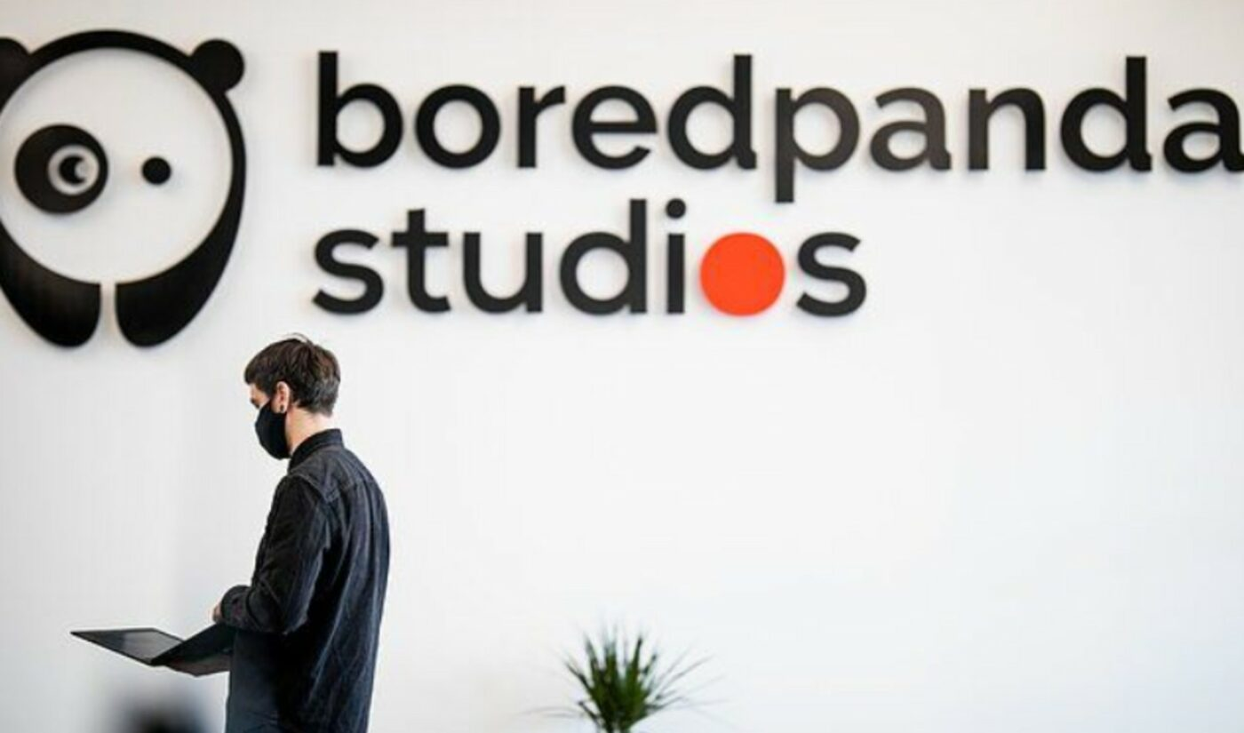 Studio71 Signs 16 YouTube Channels From Viral Lithuanian Media Firm 'Bored Panda Group'