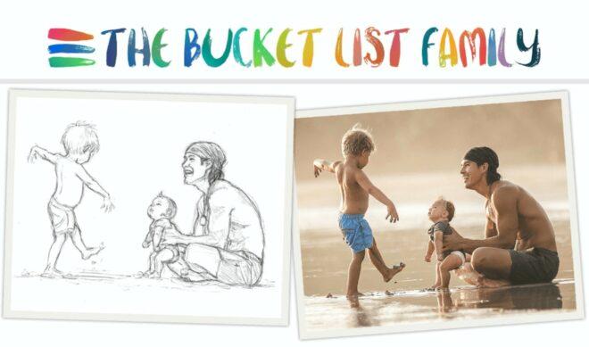 YouTube's 'Bucket List Family' Has Raised $10 Million To Establish Next-Generation Animation Studio