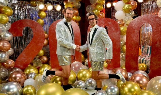 Rhett And Link's 9-Year-Old YouTube Talk Show 'Good Mythical Morning' Fetes 2000 Episodes