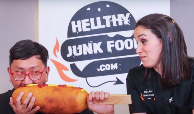 How Culinary Duo HellthyJunkFood Leveraged Snapchat To Expand Its Social Video Menu