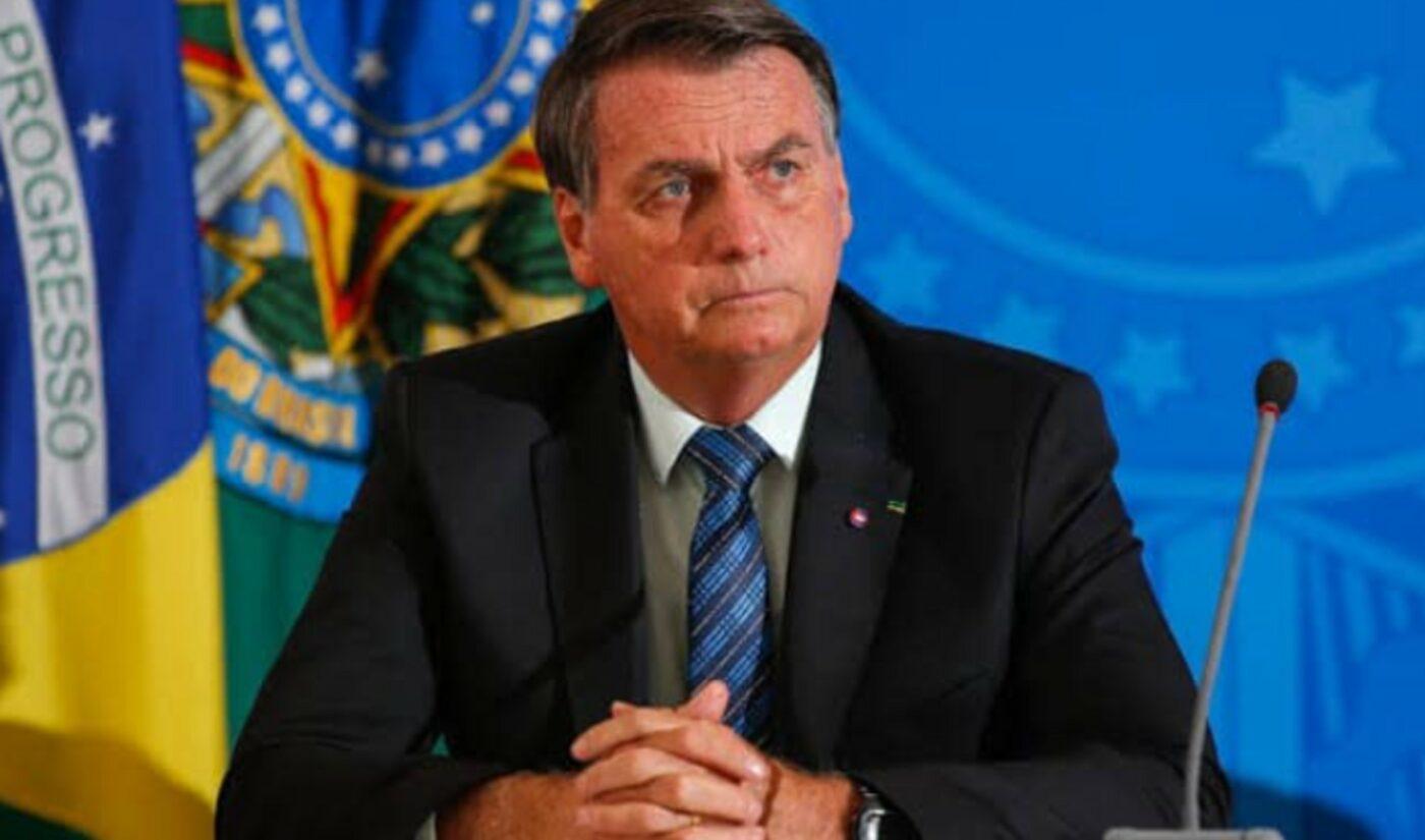 YouTube Removes Videos From Brazilian President Jair Bolsonaro For Spreading COVID Misinformation