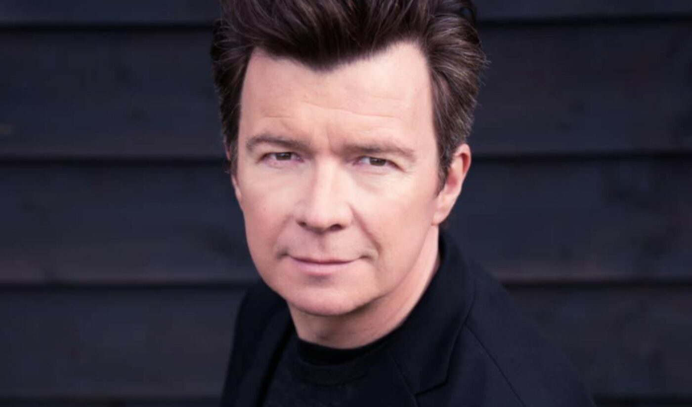 """Rick Astley's """"Never Gonna Give You Up"""" Rickrolls Its Way Past 1 Billion YouTube Views"""