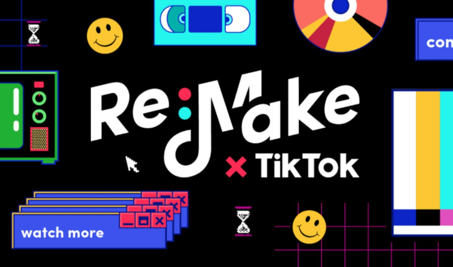 TikTok Fetes One-Year Anniversary Of Ad Platform By Asking Creators To 'Re:Make' Iconic Commercials