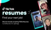 TikTok Formally Unveils Jobs Discovery Platform With 40 Companies And 400 Listings