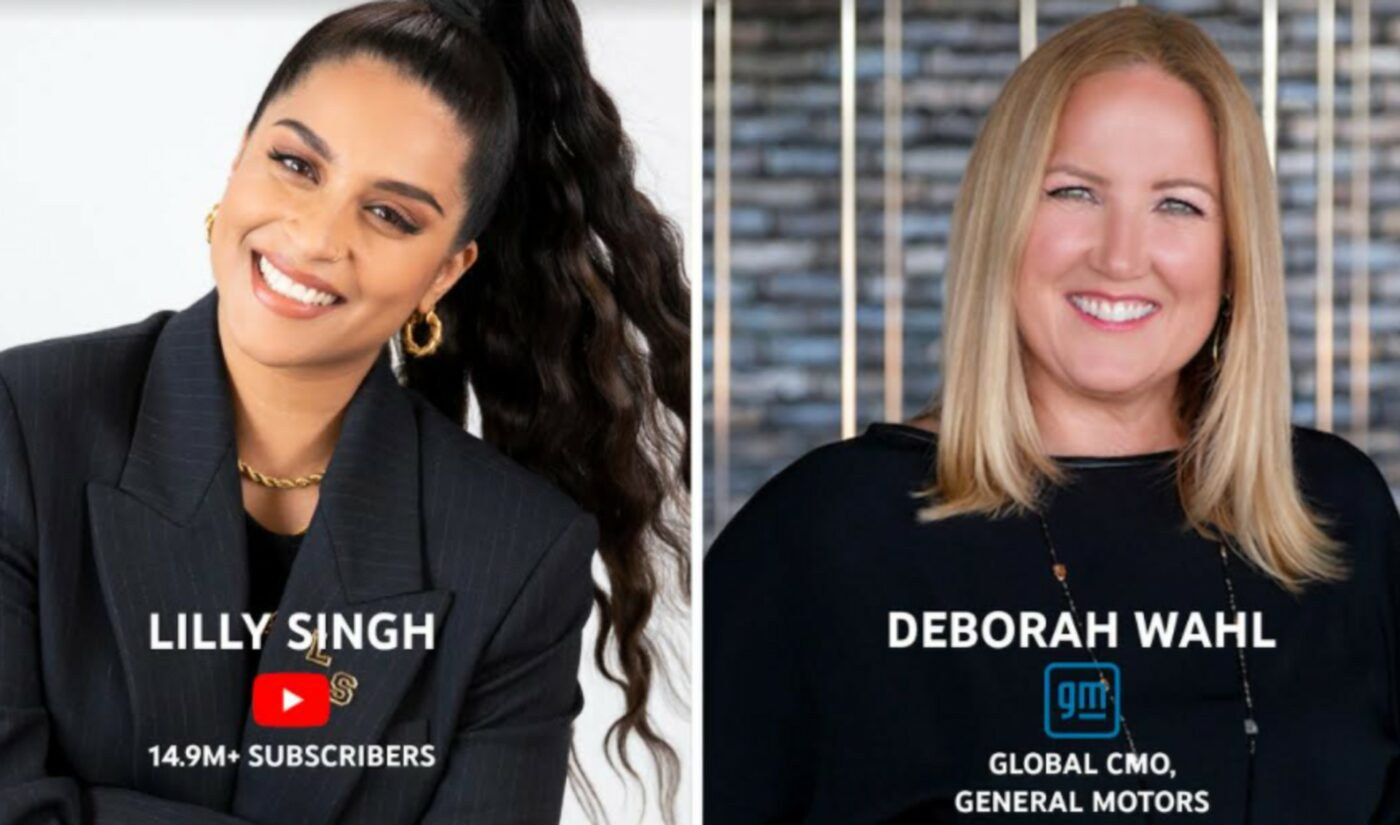 YouTube Taps Lilly Singh, Binging With Babish To Talk Post-Pandemic Marketing Strategies With Top CMOs