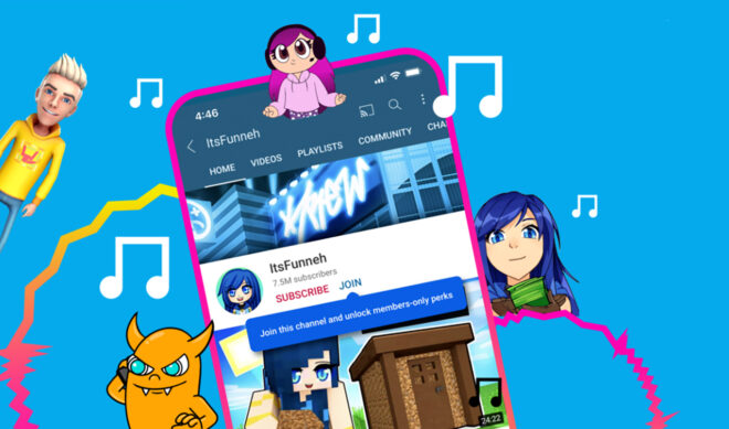YouTube, Emojam Partnership Lets Creators Reward Channel Members With Custom Sound-Enabled GIFs, Emojis (Exclusive)