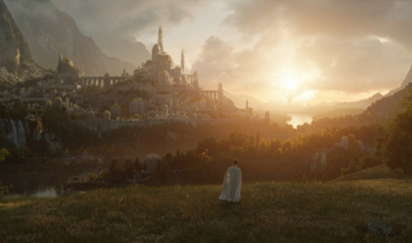 Amazon's 'Lord Of The Rings' Prequel, The Most Expensive TV Series Ever, To Debut Sept. 2022