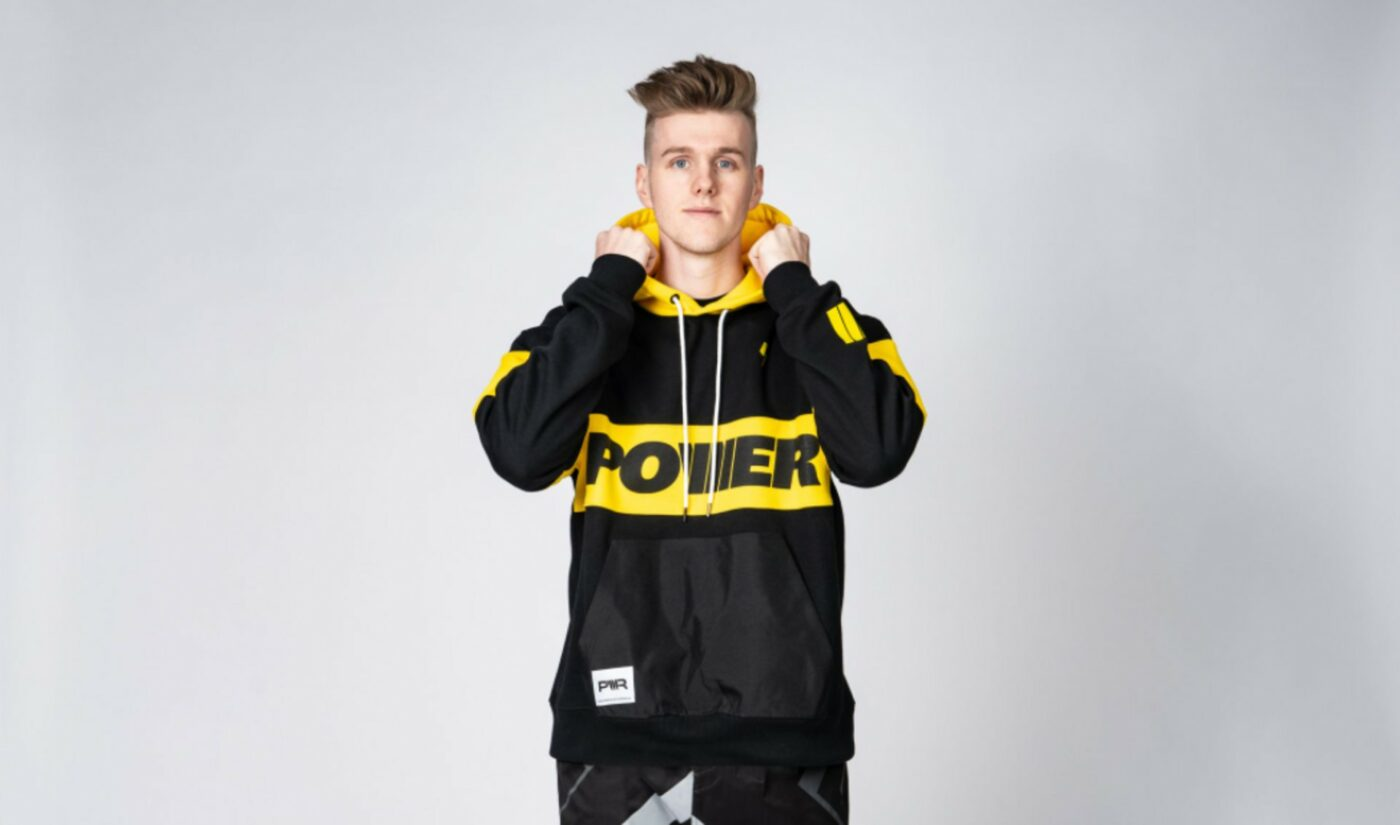CAA Signs Aussie 'Fortnite' YouTuber And Esports Entrepreneur Lachlan Power