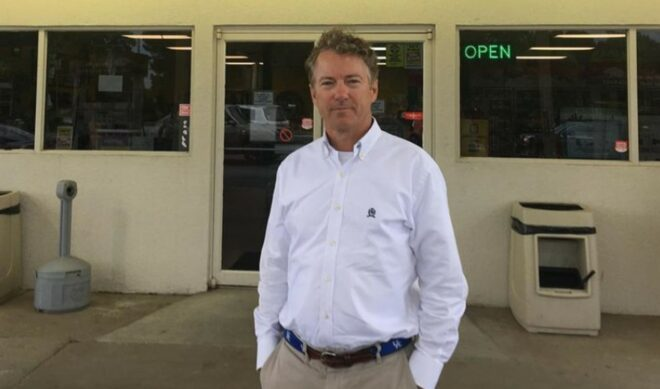 Rand Paul Gets YouTube Channel Strike For COVID Misinformation