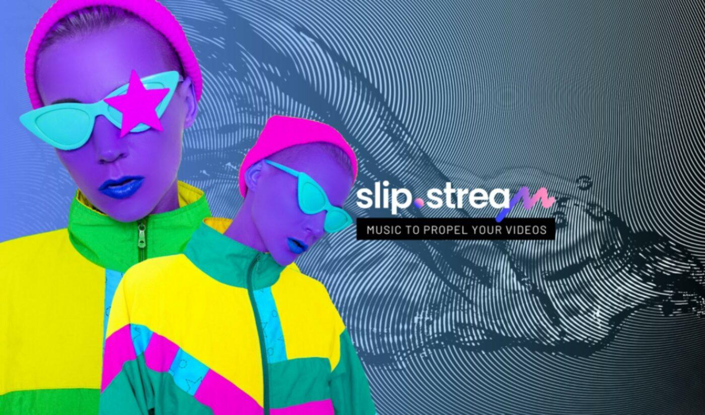 Slip.stream Raises $3.25 Million To Sell Music To Creators