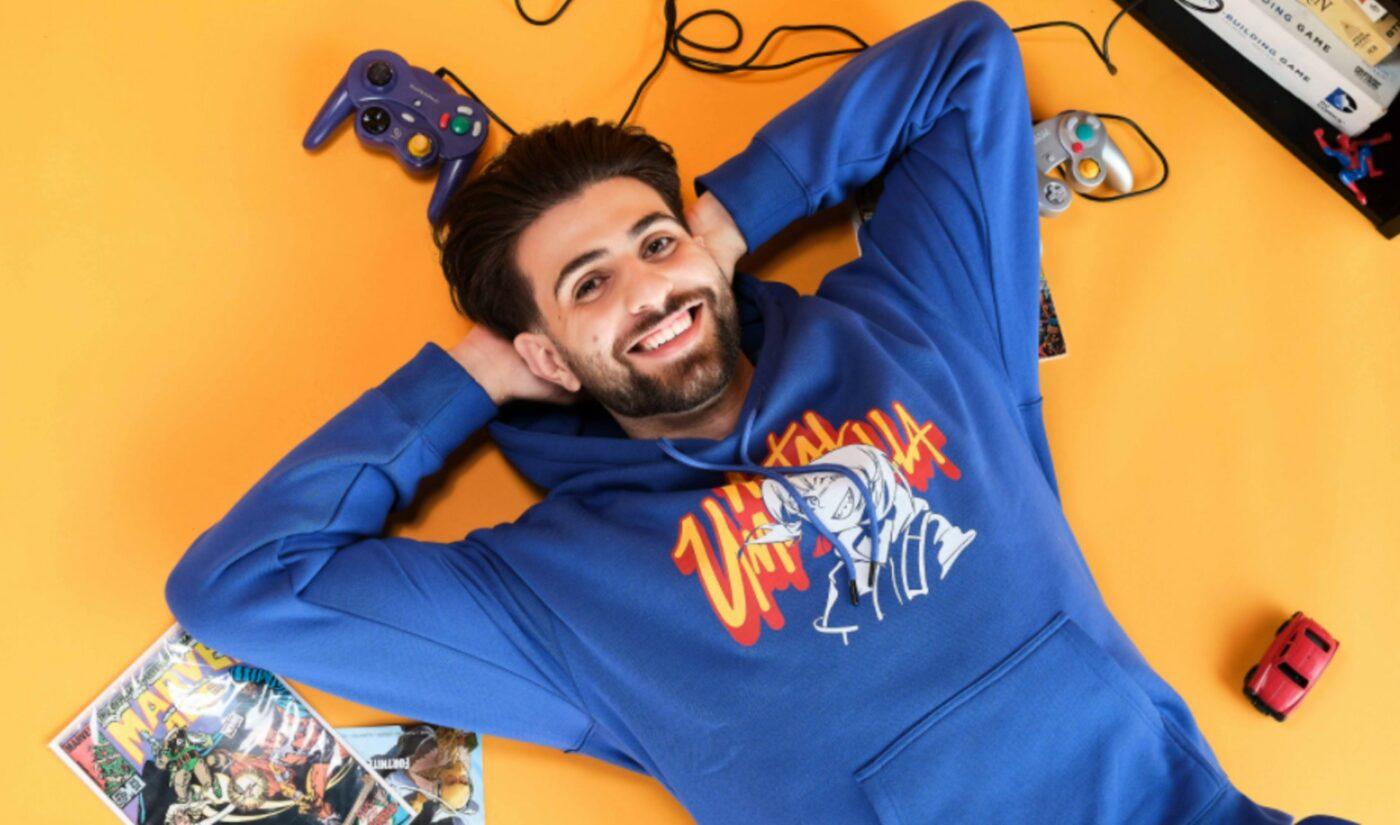 Creator Ali 'SypherPK' Hassan To Launch Gaming-Inspired Apparel Brand 'Metal Umbrella'
