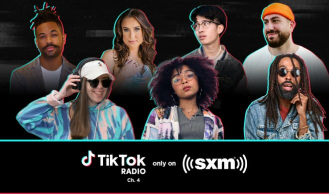 TikTok's Just-Launched SiriusXM Station Marks Sonic Extension Of Its 'For You Page'