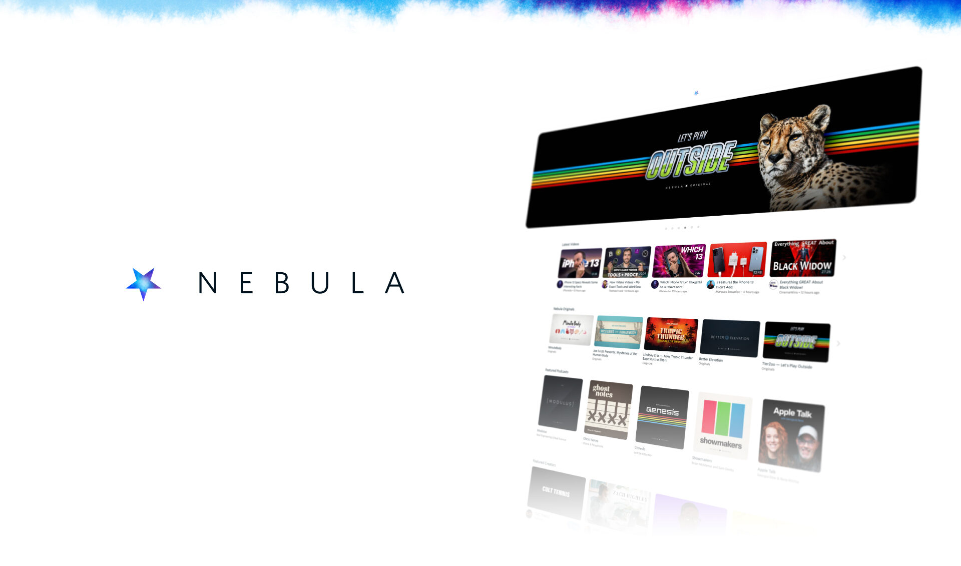 Creator-Owned Streaming Service Nebula Just Scored Its First Investment At A $50+ Million Valuation