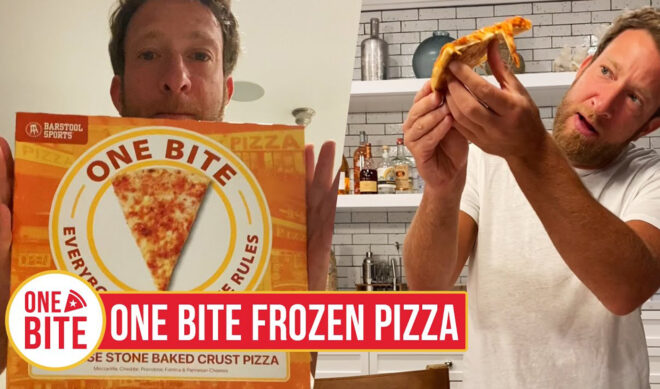 Dave Portnoy's Serving Up His Own Pizza Brand