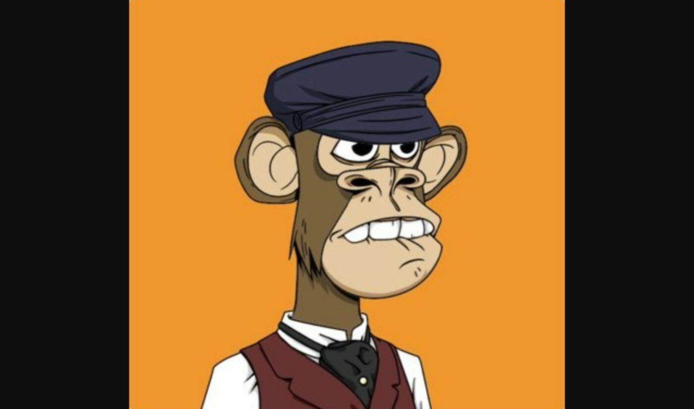 Bored Ape Yacht Club's 'Jenkins The Valet' Signs With CAA As Entertainment Industry Sees Value In NFTs