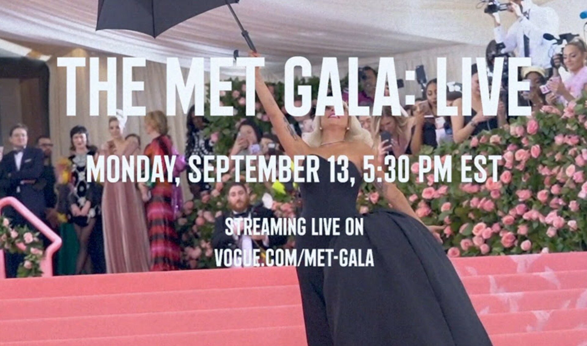Vogue To Stream Met Gala Red Carpet, As Influencer Attendance Looms Large