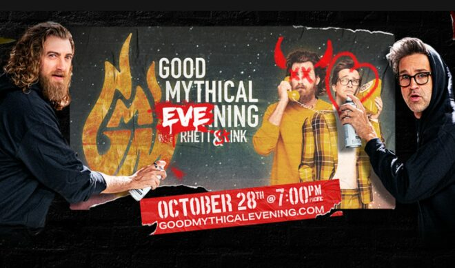 Rhett & Link Are Going R-Rated For One-Night-Only Live Event