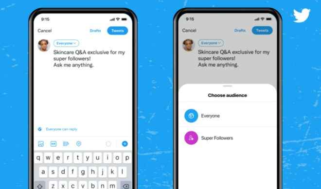 Twitter Users Have Paid Creators Just $6,000 Via 2-Week-Old 'Super Follows' Feature