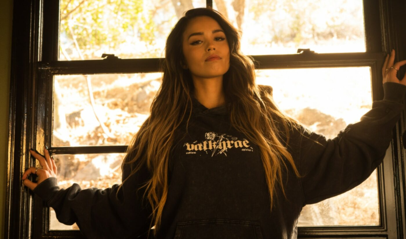 """Valkyrae Says She's """"Investing Away"""" From Streaming, Launches Her Own Clothing Collection"""