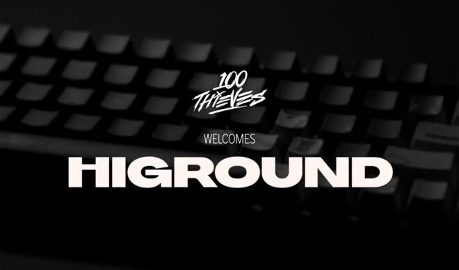 100 Thieves' First Acquisition Is Boutique Keyboard Startup Higround