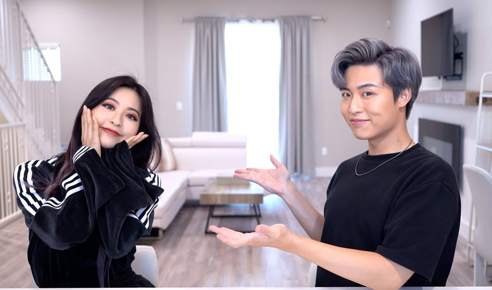 Creators On The Rise: Ellen & Brian's K-Pop Dance Covers Are Turning Their Channel Into A Chart-Topper