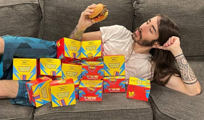 MrBeast Burger's Latest Creator Collab Is A Limited-Time MoistCr1TiKaL Melt