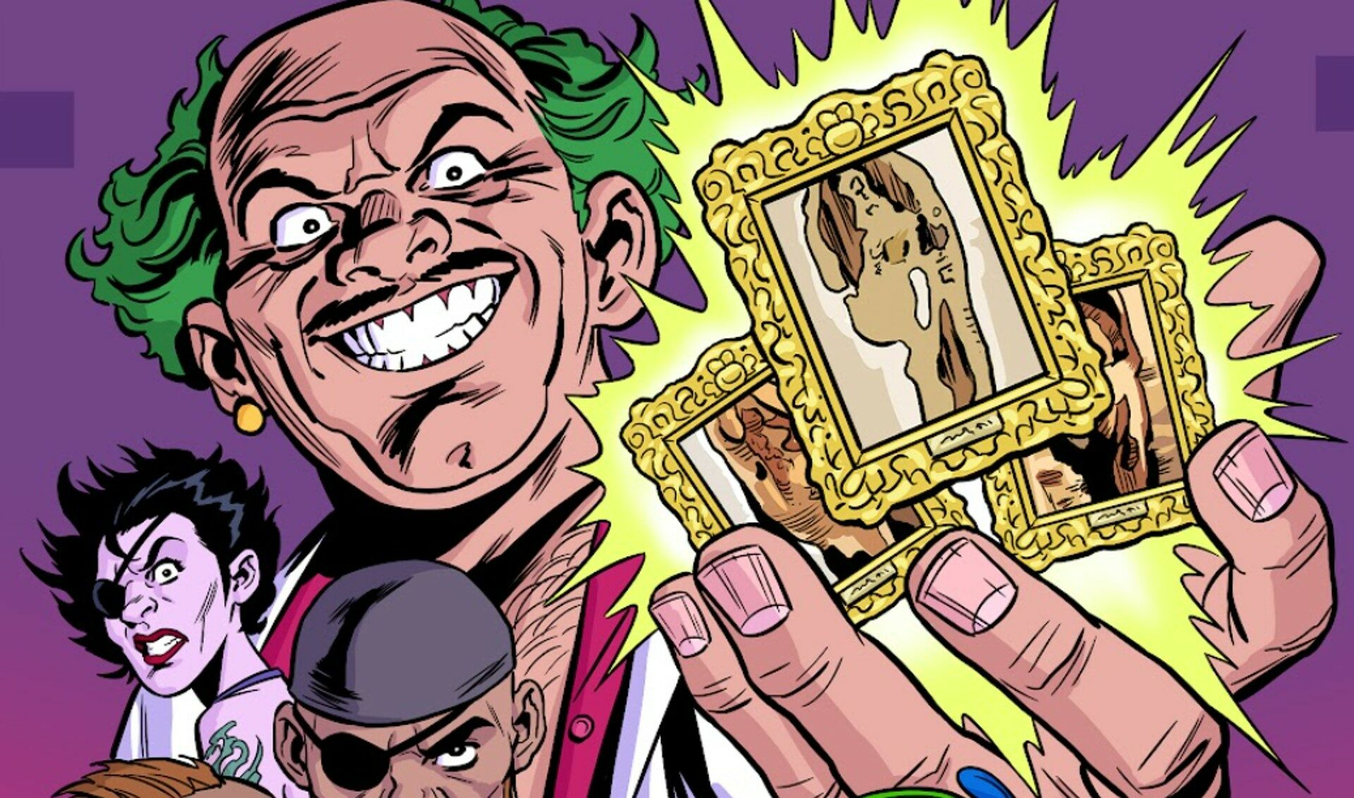 WME Signs NFT Upstart Pixel Vault, Best Known For 'Punks Comic' Project