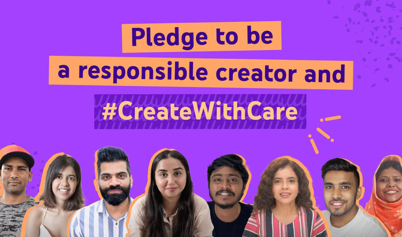 YouTube Taps 30 Indian Creators For #CreateWithCare Diversity Campaign