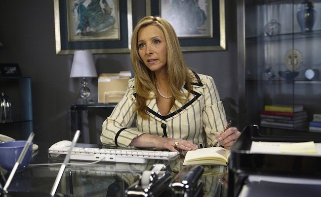 Web Series Lisa Kudrow
