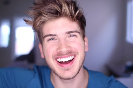 Joey Graceffa's Book Arrives, Becomes Best-Selling Humor Title On Amazon