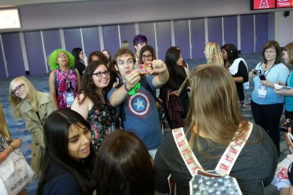VidCon Unveils First-Ever Creator Mentorship Program For 2015