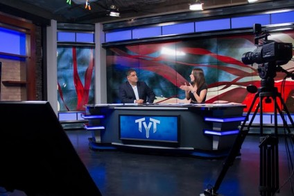 The Young Turks Debut Their New Studio