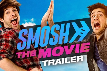 Smosh Movie Hits #1 On iTunes Comedy Chart, #2 Overall