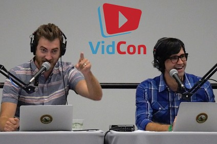At VidCon, Rhett & Link Discuss Their Past, Present, And Future