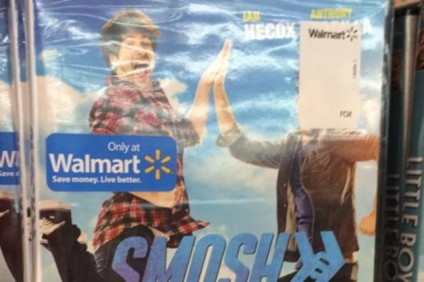Smosh Fans Turn Ill-Placed Walmart Sticker Into Viral Twitter Fad