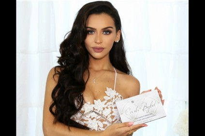 YouTube Beauty Star Carli Bybel Launches Palette With BH Cosmetics