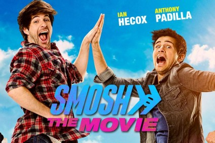 Netflix Will Stream 'Smosh: The Movie' Starting September 22