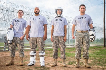 Rooster Teeth's 'Lazer Team' Feature Film World Premiere Set For September 24