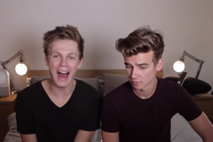 YouTube Stars Caspar Lee, Joe Sugg Launch Their Own Production Company